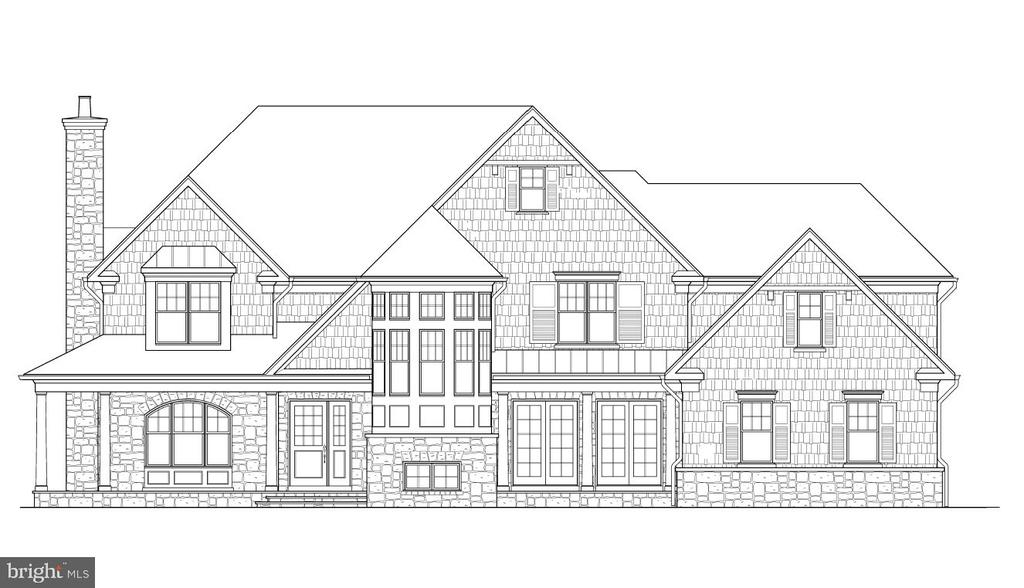 New Luxury Home to be built by Winthrop Custom Builders in sought after Chesterbrook Woods.  Live where detailed craftsmanship, thoughtful design and unsurpassed quality greets you everyday in a home beautifully sited on a wide .54-acre lot.  3-car garage parking.  Central location with easy access to DC, Tysons and Montgomery County as well as DCA and IAD airports. Specs, pricing and terms subject to final selections.