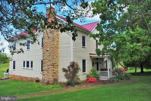 Property for sale at 3594 Slate Mills Rd, Sperryville,  Virginia 22740