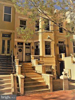Property for sale at 407 P St Nw, Washington,  District of Columbia 20001