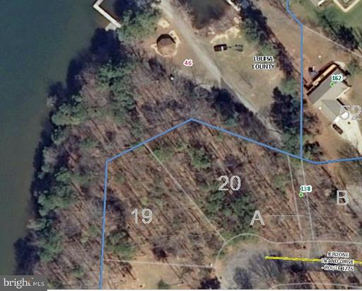 Property for sale at Jerdone Island Drive, Bumpass,  Virginia 23024