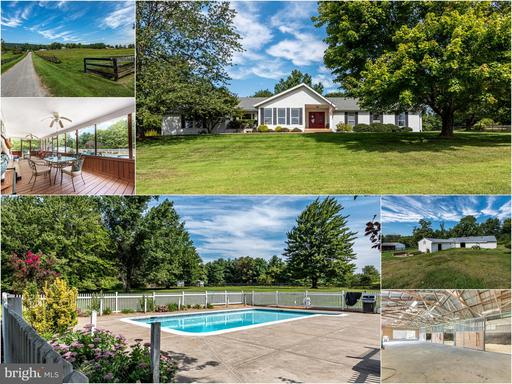 Property for sale at 34994 Williams Gap Rd, Round Hill,  Virginia 20141