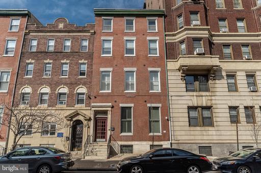 Property for sale at 1305 Spruce St #Th1c, Philadelphia,  Pennsylvania 19107