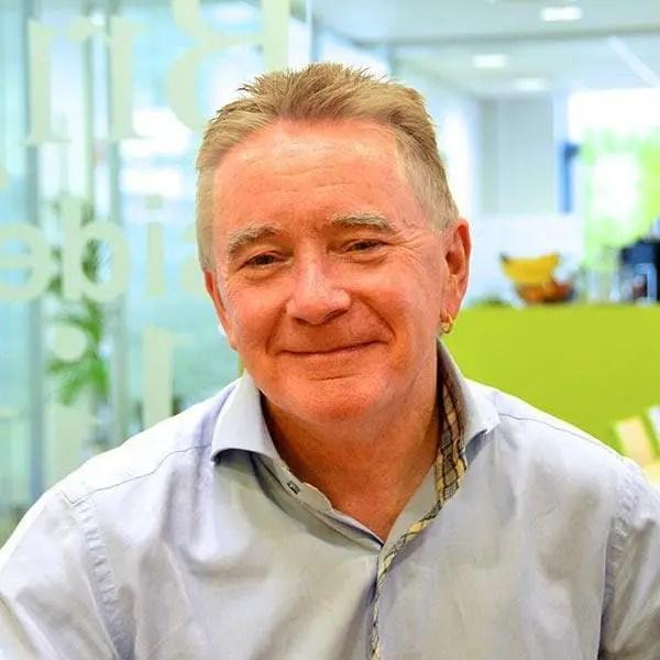 Martyn Simpson – Director of BSL