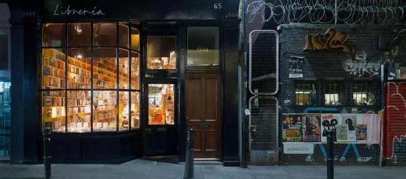Libreria boekhandel – een digitale detox zone in London
