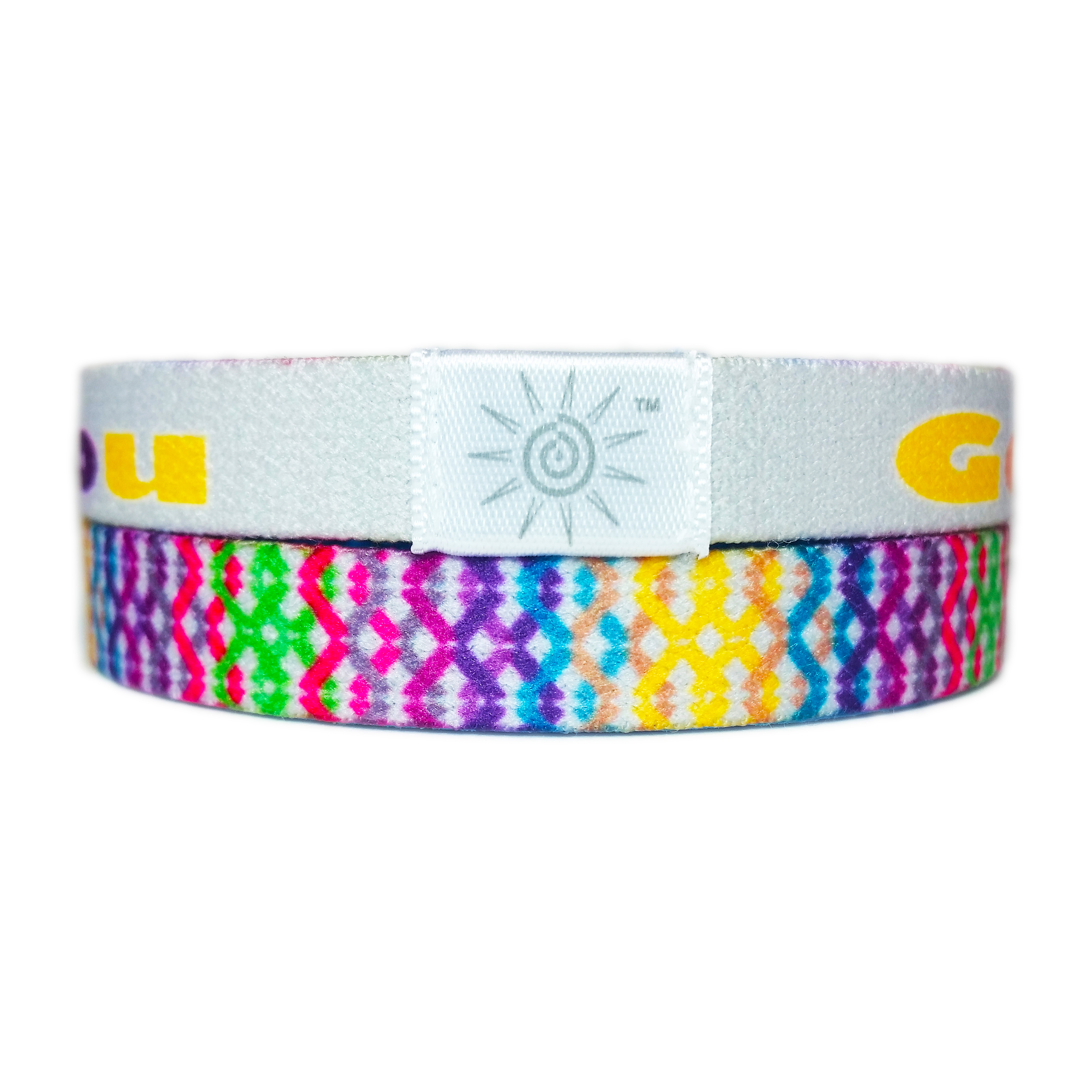 Colorful Bright Bands