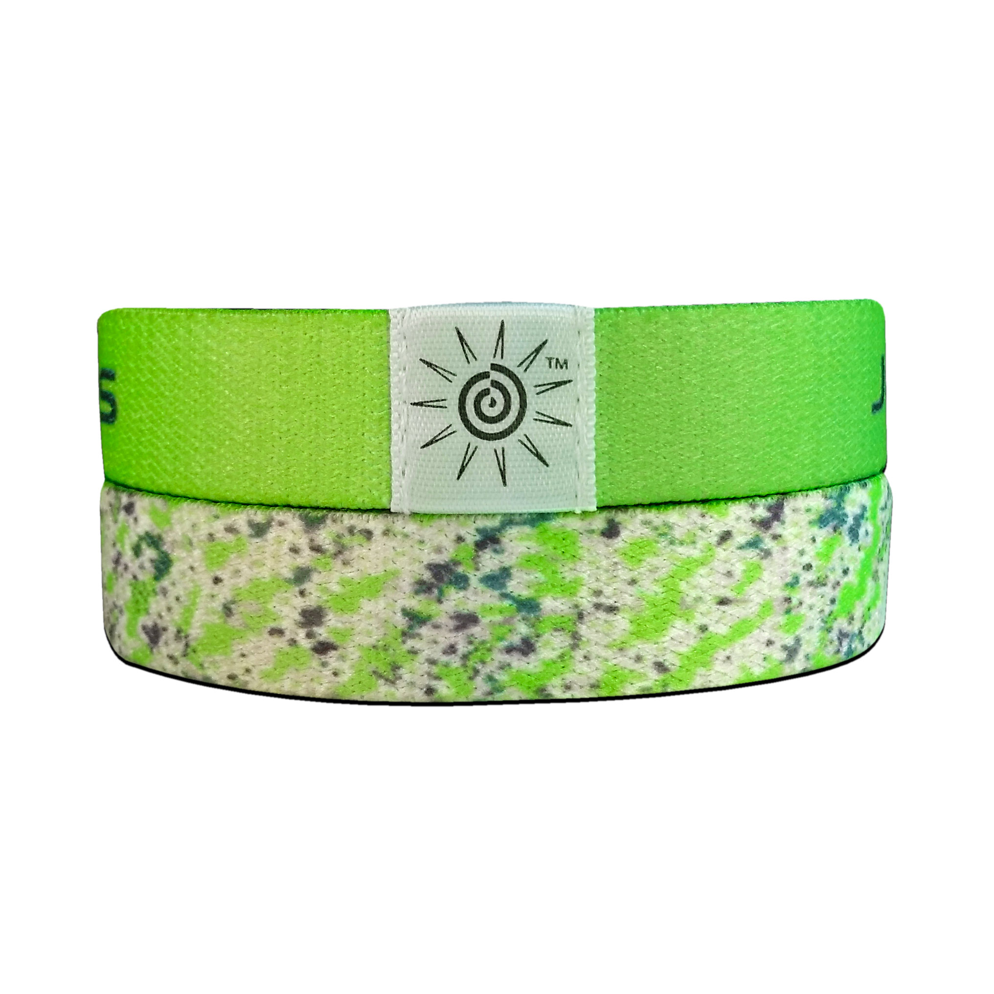 Encouraging wristbands. Athletic Christian Apparel.