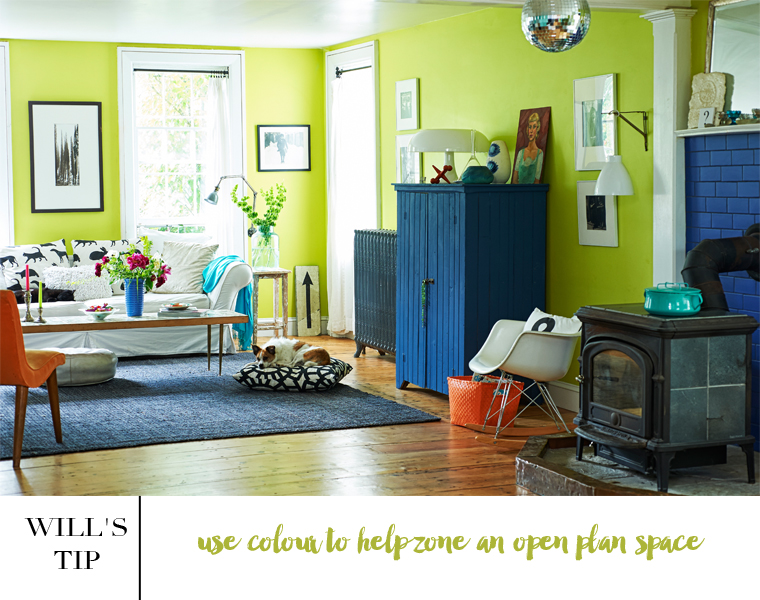 Colour Advice How To Decorate With Lime Green  Bright