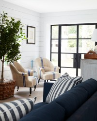 Bright.Bazaar's Beach House Living Room: The Design Reveal