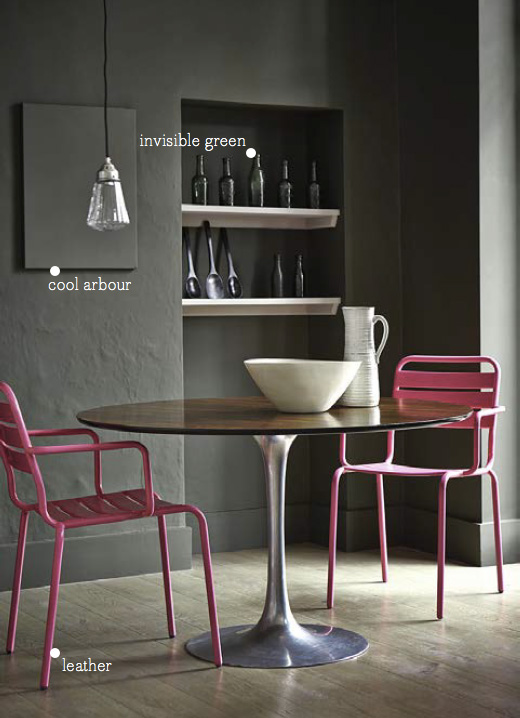 Little Greene Paint Confidence With Colour  Bright