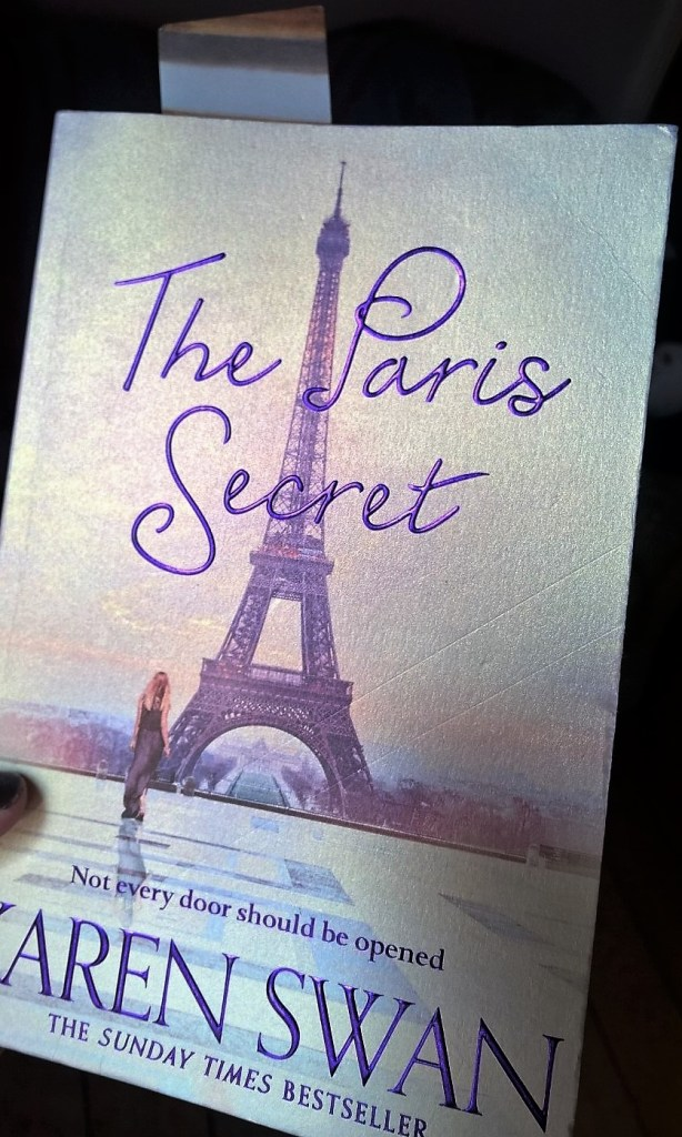 The Paris Secret- Cover