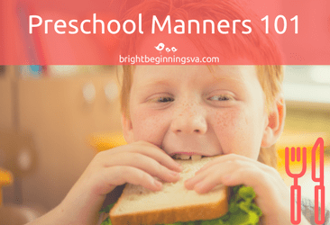 learning manners can be fun! Try these tips