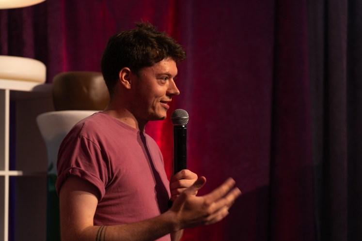 Bright Club at The Vodafone Comedy Festival, July 25th 2019