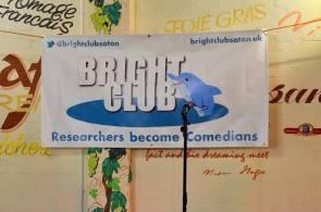 Bright Club Banner