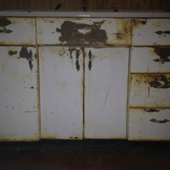 Youngstown Kitchen Cabinets Small Pantry Cabinet Circa 1940 | Bright Container House