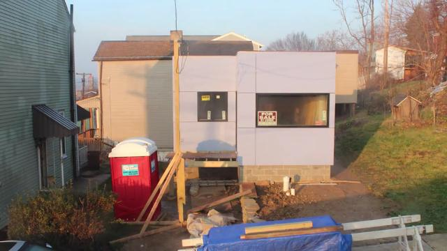 Pittsburgh S First Tiny House Pittsburgh Post Gazette