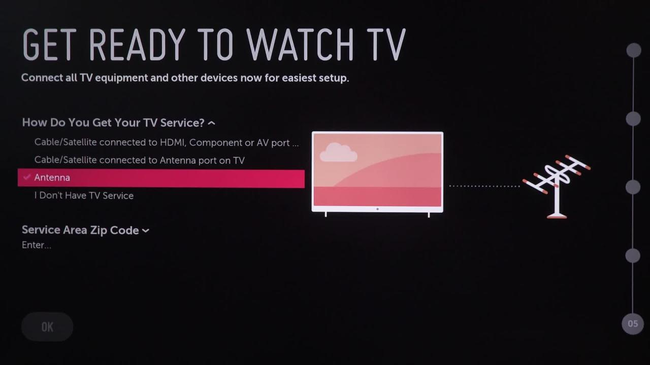 how to setup your lg smart tv with webos 2016 webos 3 0 video lg usa support [ 1280 x 720 Pixel ]