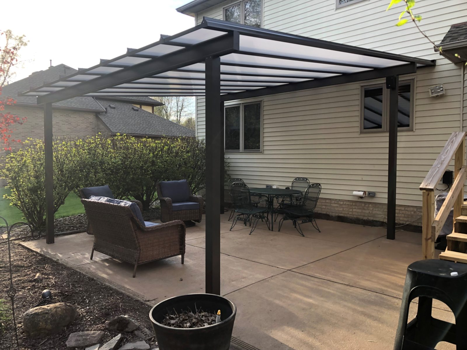 patio covers commercial roof canopy