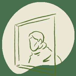 Rouw Doormaken (groen)