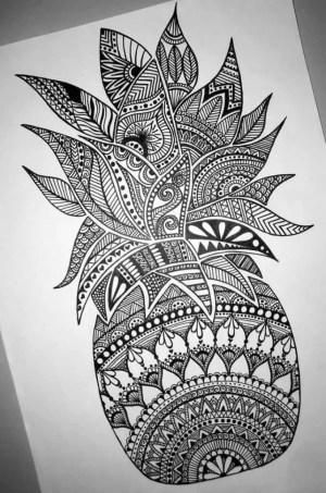 mandala drawing sketch craft inspiration