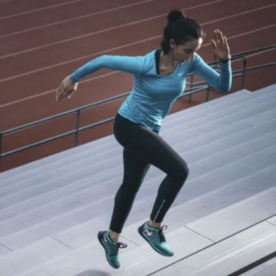 Increase exercise to delay period