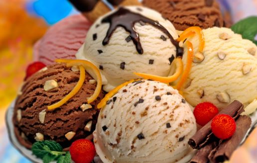 Ice cream is one of the most craved foods during pregnancy