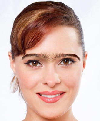 How to remove a unibrow permanently