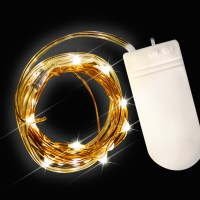 White LED String Lights - Party Decorations
