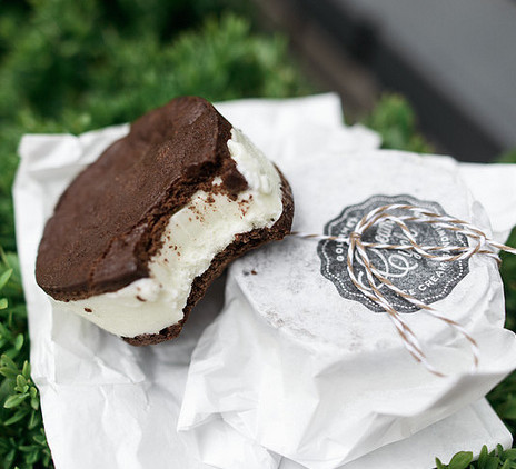 cream cycle ice cream sandwich