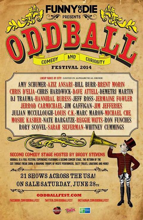oddball-poster