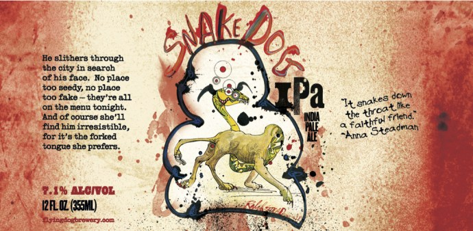 SnakeDog_Label