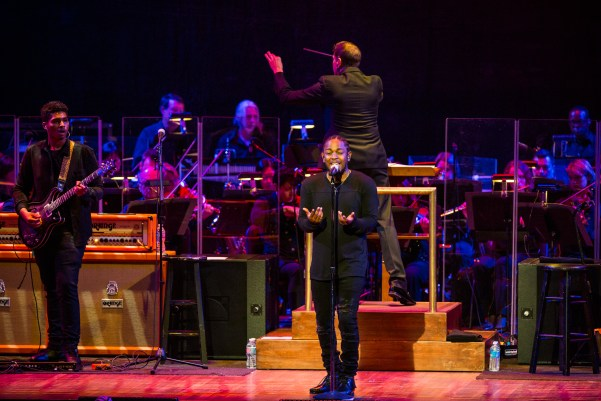 Kendrick Lamar with the National Symphony Orchestra_October 20, 2015_Photo by Yassine El Mansouri (4)
