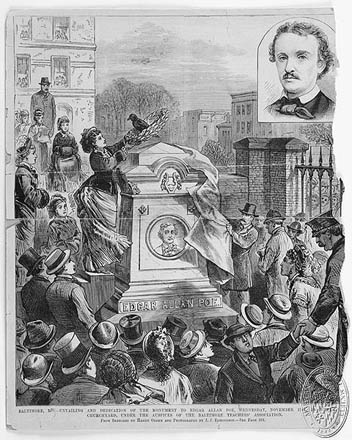 Poe_Grave_at_Westminster_1