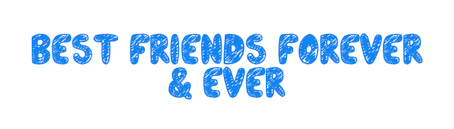 bestfriendsforever