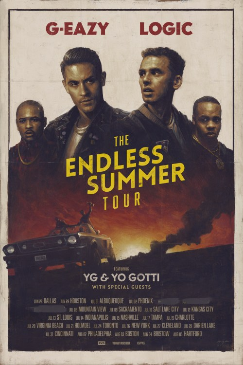 G-Eazy-Logic-The-Endless-Summer-Tour