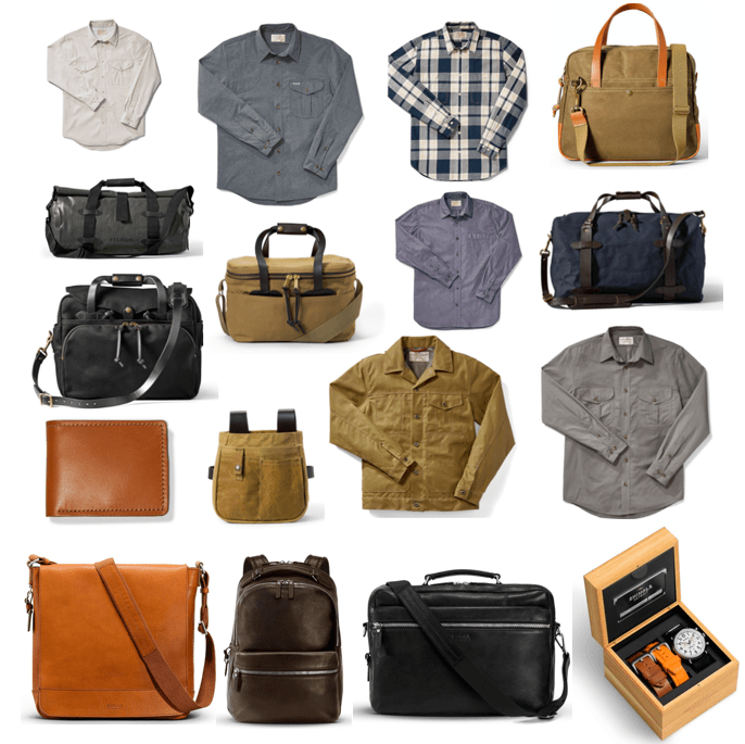 Shinola and Filson Father's Day 2016