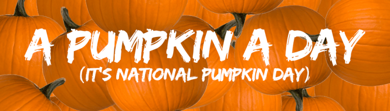 Image result for national pumpkin day