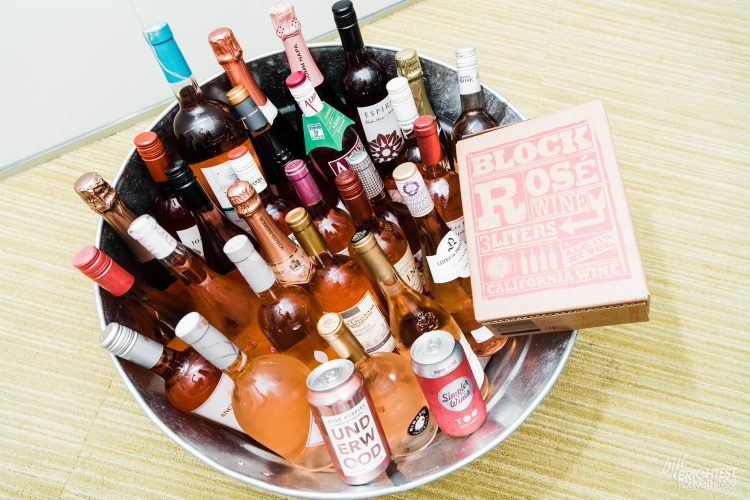 Best Trader Joes Wine 2021 Trader Joe's Rosé Taste Test ⋆ BYT // Brightest Young Things