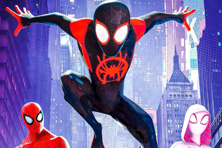6601cf5a Movie Review: Spider-Man: Into the Spider-Verse ⋆ BYT // Brightest ...