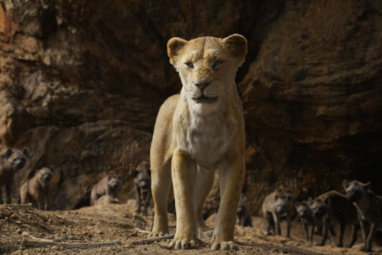 Movie Review The Lion King Byt Brightest Young Things
