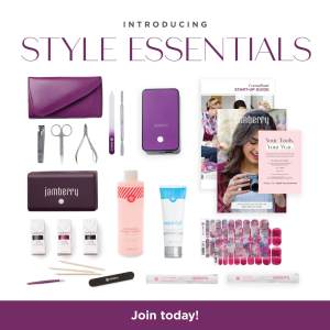 Jamberry Style Essentials kit