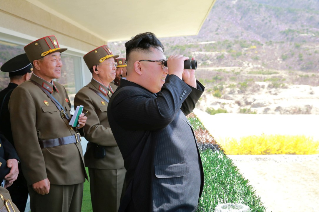 Does North Korea have nuclear weapons?