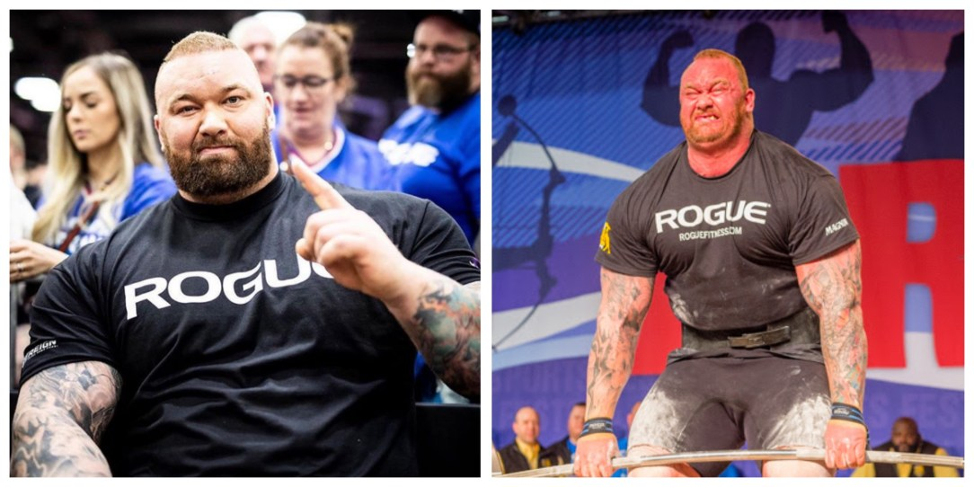 Watch The Mountain From Game Of Thrones Smash The Deadlift