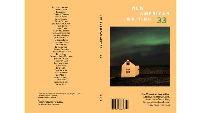 new american writing