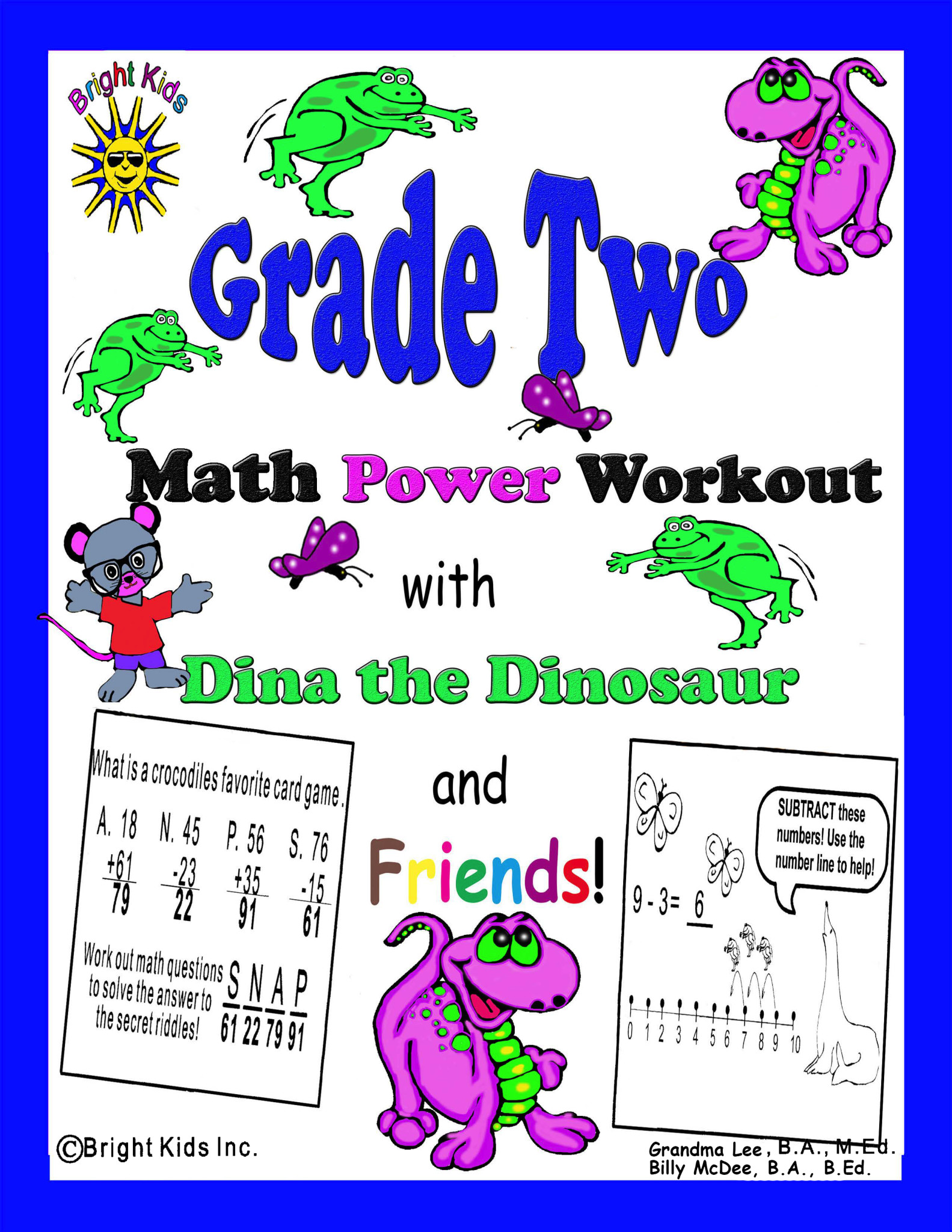 Grade 2 Math Power Workout