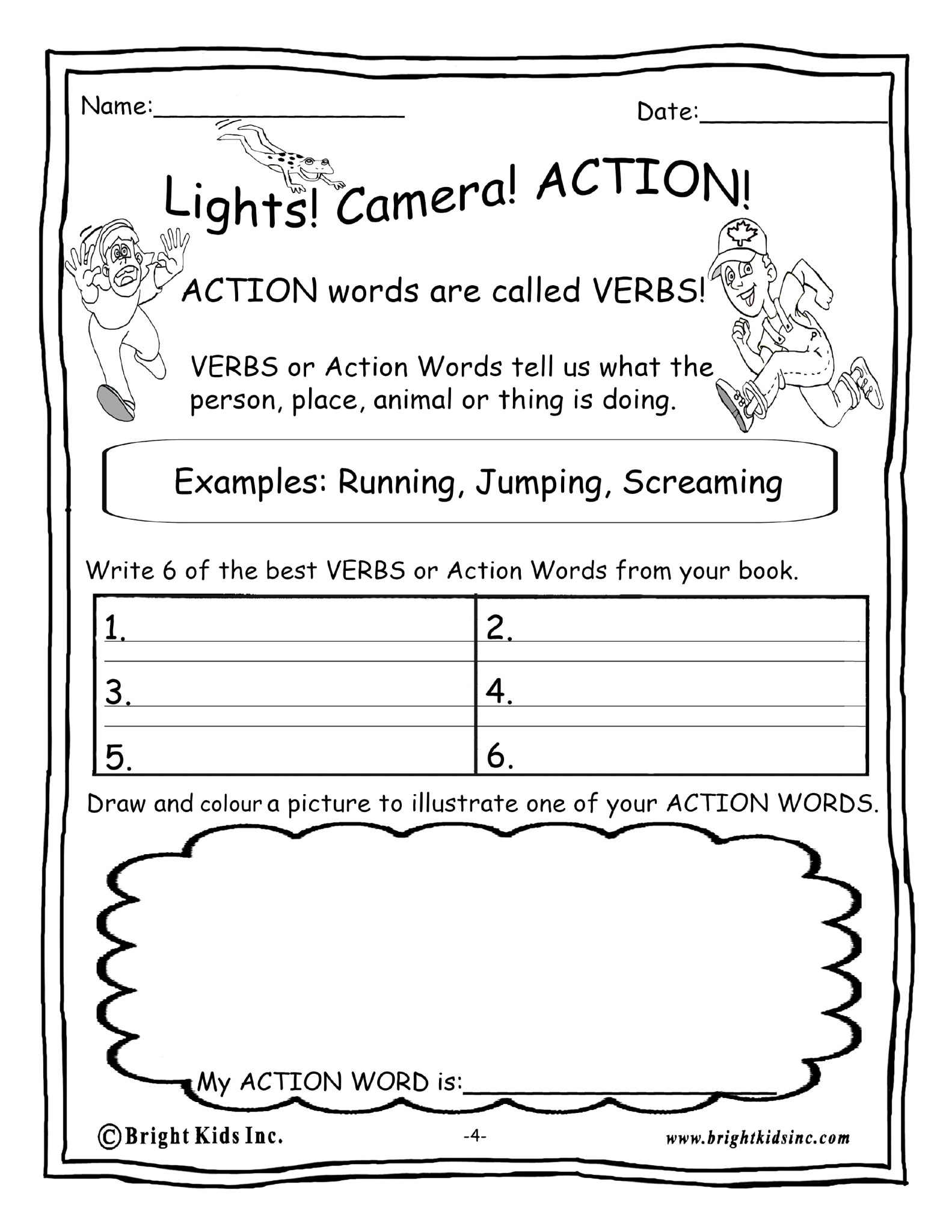 Books To Book Comparison Worksheet