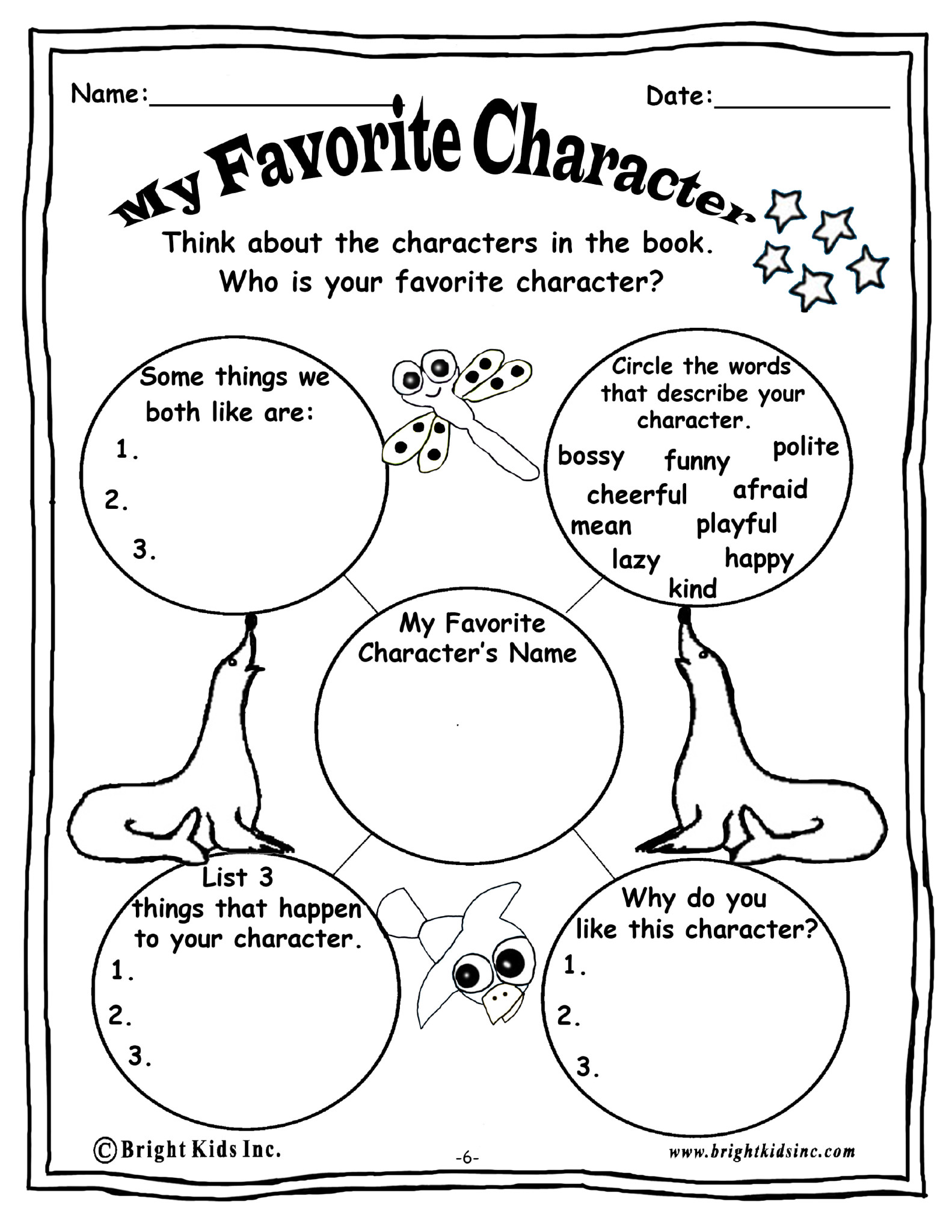 Thomas Jefferson Preschool Worksheet