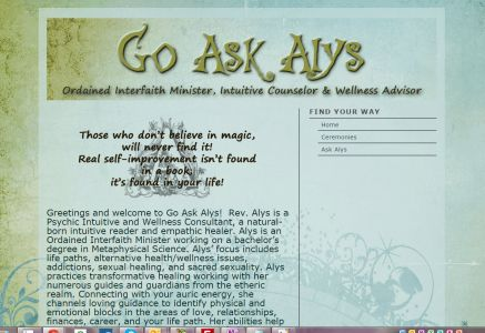 Go Ask Alys