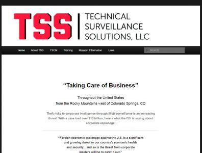 Technical Surveillance Solutions