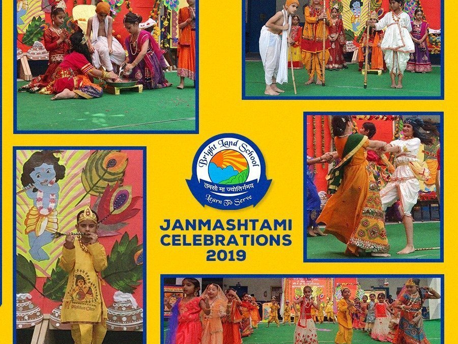Janmashtmi Celebrations
