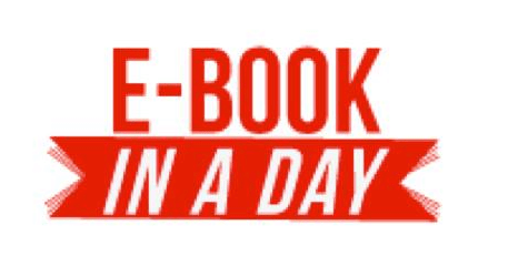 #Ebookinaday goes live!